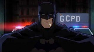 Batman: Assault On Arkham Kevin Conroy Interview Comic