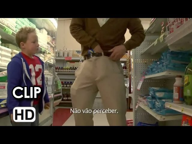 """VOVÔ SEM VERGONHA - Clipe oficial  """"Loja de conveniência""""  (2013) HD"""