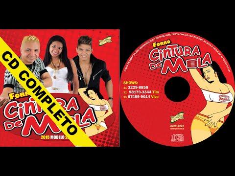 CINTURA DE MOLA 2015 MODELO 2016 - CD COMPLETO