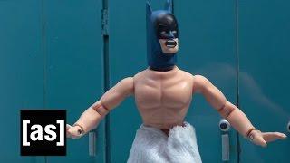 Batman Fire Drill | Robot Chicken | Adult Swim