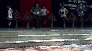 dance [ THPT Cam Pha ] Let's step up - Black Girls .3gp view on youtube.com tube online.