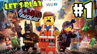 Let's Play LEGO Movie Part 1: Lord Business' First