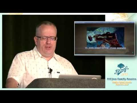 [JSConfUS 2013] Brendan Eich: Toward a language-neutral browser VM
