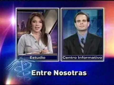 Alternativas a la Histerectomia - Entrevista Noticiero Telemundo, 14 Mayo 2009