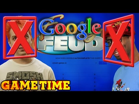 ARE WE SMARTER THAN GOOGLE? (Gametime w/ Smosh Games)