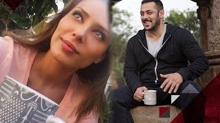 Salman Khan and Iulia Vântur's coffee connection
