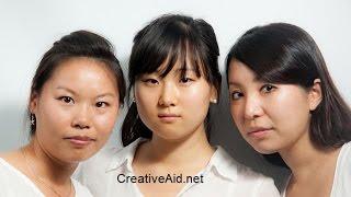 بالفيديو.. تعرف على سبب تشابه سكان الصين وكوريا واليابان |