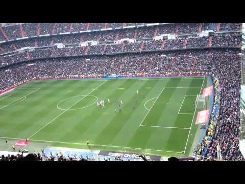 Real Madrid - Elche Gol de ILLARRAMENDI