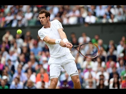 Highlights Day 7: Murray hits the heights v Anderson - Wimbledon 2014