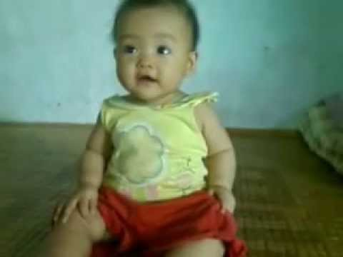 Con Bướm Xuân version 8 tháng tuổi