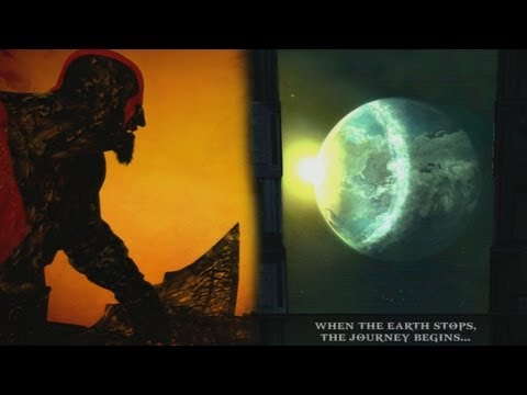 God of War 4 Tease in God of War: Ascension - Cistern Painting Solution