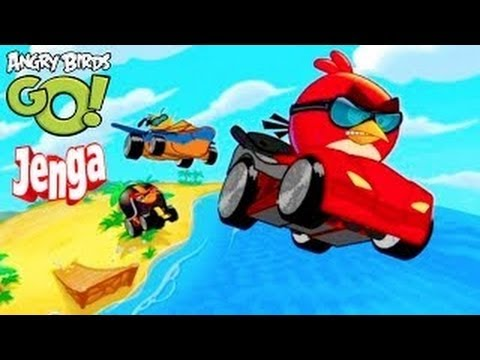 Angry Birds Go Kart Coloring Pages Angry birds go!
