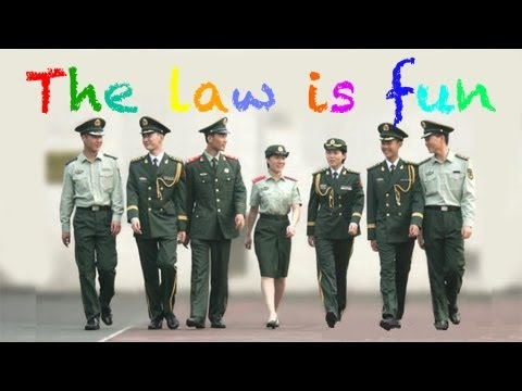 China's Legal System. It Totally Works. | China Uncensored