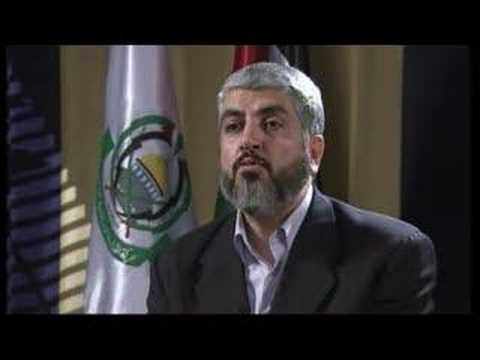 Talk to Jazeera - Khaled Meshaal - 05 Mar 08 - Pt. 1