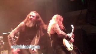 SKELETONWITCH - Sacrifice For The Slaughtergod (live)