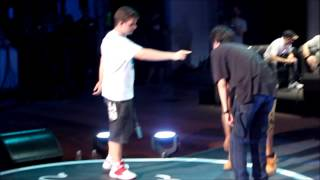 Arkano Vs Kensuke (Red Bull Batalla De Gallos) MADRID. 11