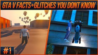 GTA V Facts You Don't Know #1 (From Speedrunners)