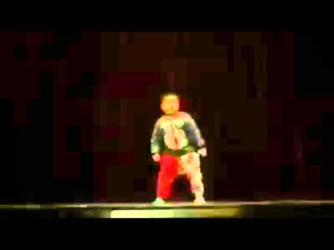 Béo Với Anh Minh Lợn Nhảy Hiphop