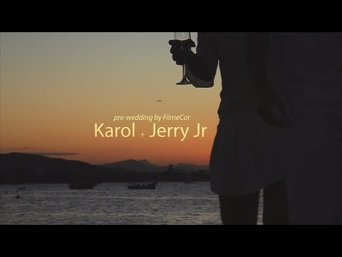 Pré Wedding | Karol + Jerry Jr