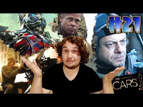 Transformers 4 macht 300 Mio $ am Startwochenende - neue Regeln bei den Oscars | FILMNEWS #21