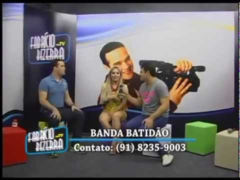 FABRÍCIO BEZERRA NA TV - BANDA BATIDÃO / DJ. JUNINHO POP