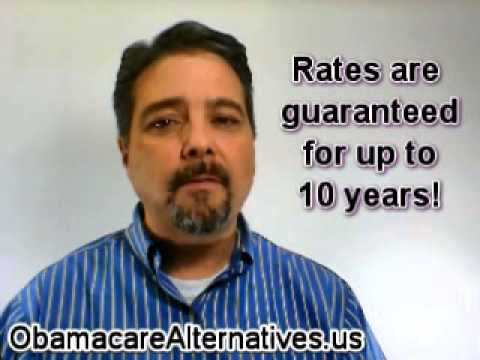 Limited Benefit Plans- Two Minutes to Avoid Obamacare