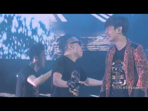[fancam] 20130707 TVXQ! LIVE WORLD TOUR 'CATCH ME' in SANTIAGO SKY changmin ver