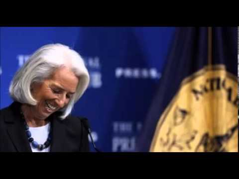 Christine Lagarde Warns Against Possible Deflation