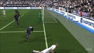 FIFA 14 Real Madrid Vs. Manchester United FC Gameplay [HD]