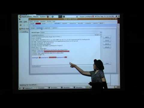 0 How to Hack a Web Site   Dr. Susan Loveland   Lunchtime Talks in Science and Mathematics