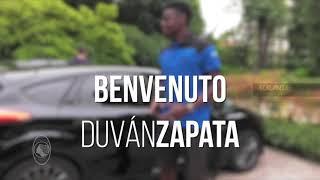 Duván Zapata, prima intervista da calciatore dell'Atalanta