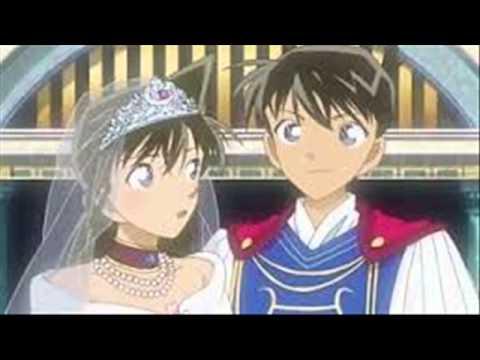 Shinichi và Ran love forever