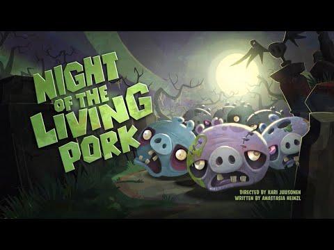 Angry Birds Toons - 34 - Noc živých mrtvých