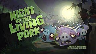 Angry Birds Toons - 34 - Noc živých mŕtvych