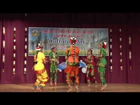 "CAA - 2017 AP Cultural Festival - Oct 14th 2017 - Item-14 ""Andhela Ravalidi"""