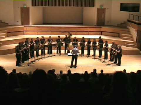 Big Red – National Saxophone Choir