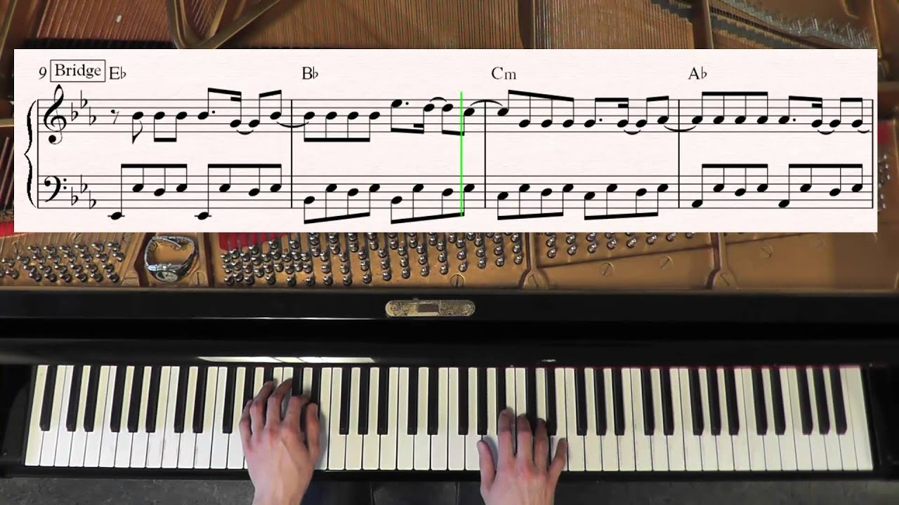 how to play demons by imagine dragons on piano