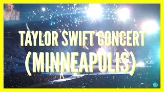 TAYLOR SWIFT CONCERT (MINNEAPOLIS)
