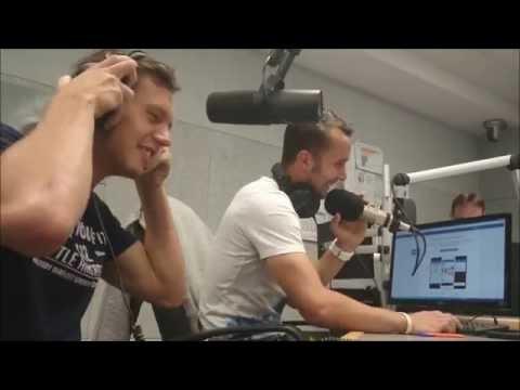Станислав и Никита Антиповы на «Радио Сибирь»: как это было!
