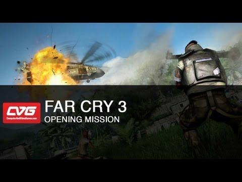Far Cry 3 — первые 10 минут геймплея