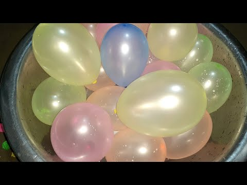 FUNNY BALLOON POP VIDEO !!!!!!!