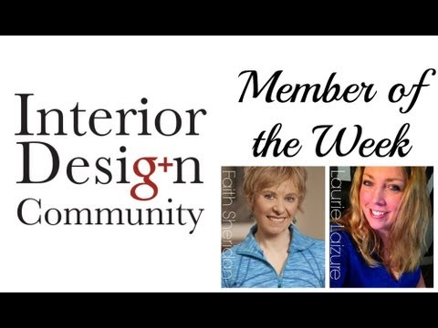 Interior Design Community Member of the Week