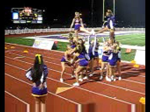 Cheerleading Stunts Gone Wrong