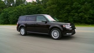 Ford Flex review from Consumer Reports videos