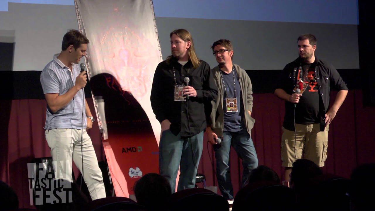Fantastic Fest SINISTER Q&A