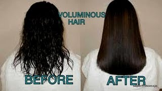 How To Get Healthy Shiny Voluminous Hair At Home Hair Care