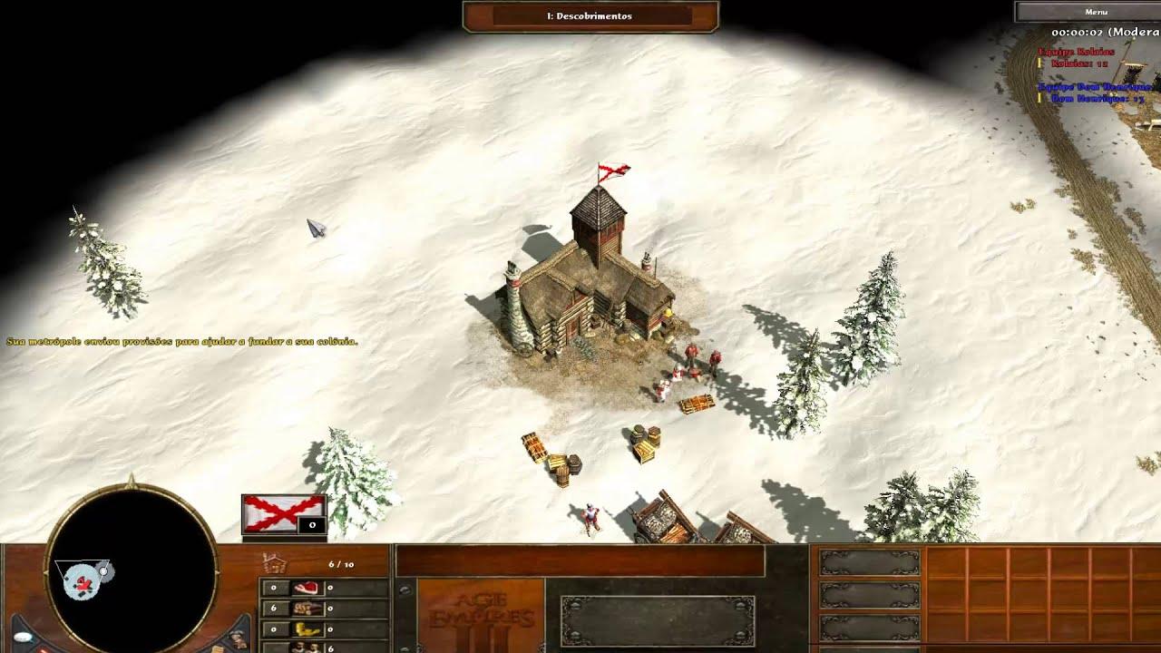 Mapas Para Age Of Empires 3