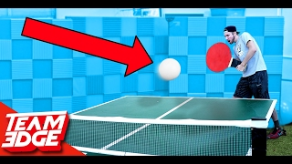 GIANT Ping Pong!!�