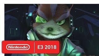 Starlink: Battle for Atlas - Star Fox Trailer - Nintendo E3 2018