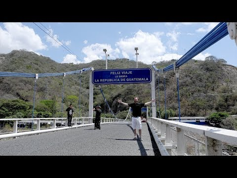 El Salvador Unplugged #1 Border Crossing